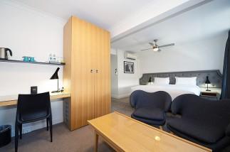 pensione room